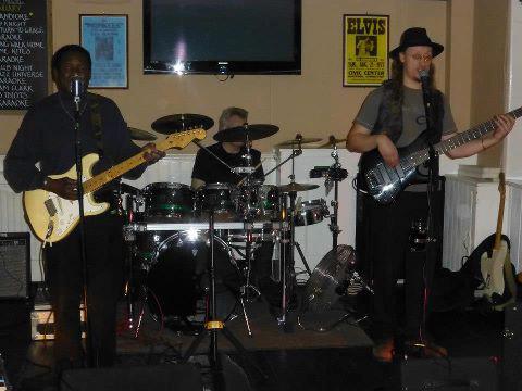 Brodie & The Reggae Boys Live