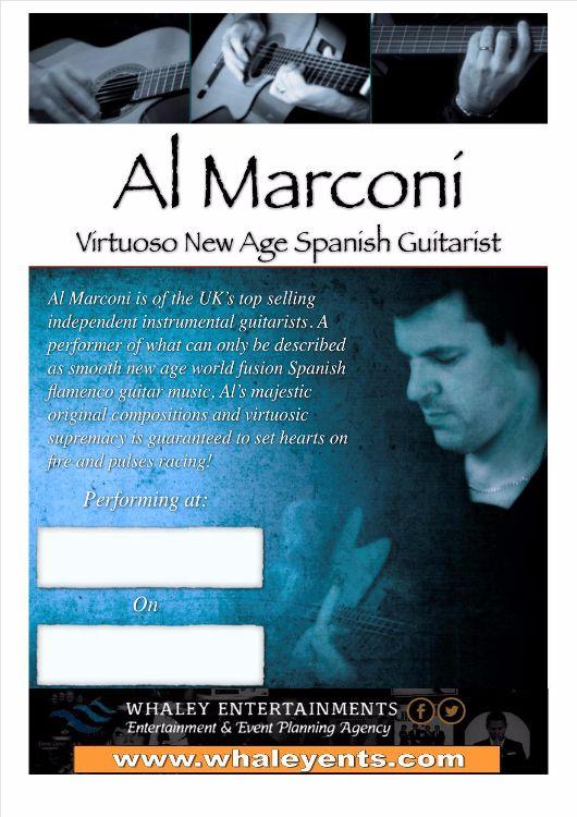 Al Marconi – Spanish
