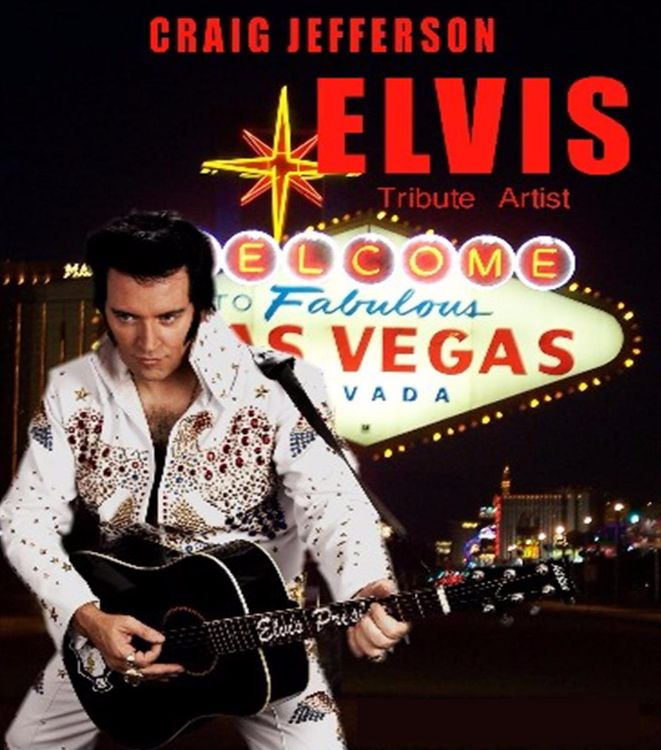 Elvis – Craig Jefferson