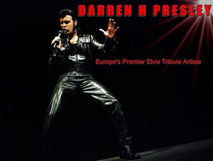 Elvis – Darren H Presley