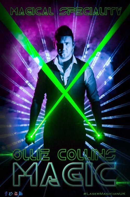 Ollie Collins Magic