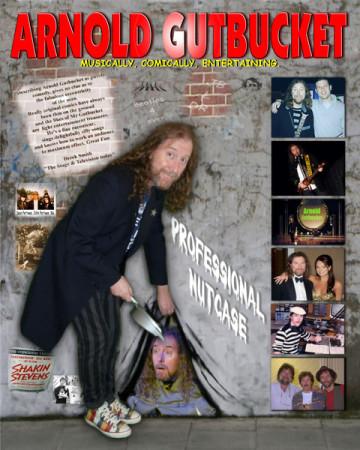Arnold Gutbucket – Promo