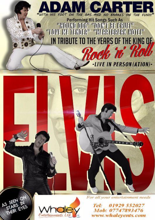 Adam Carter (Elvis)